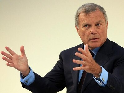 Advertising tycoon Sir Martin Sorrell and wife announce split