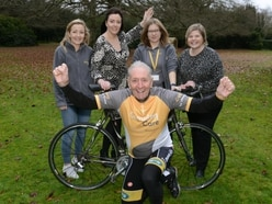 Cyclists urged to do their bit for Compton Care with Round the Wrekin event cancelled