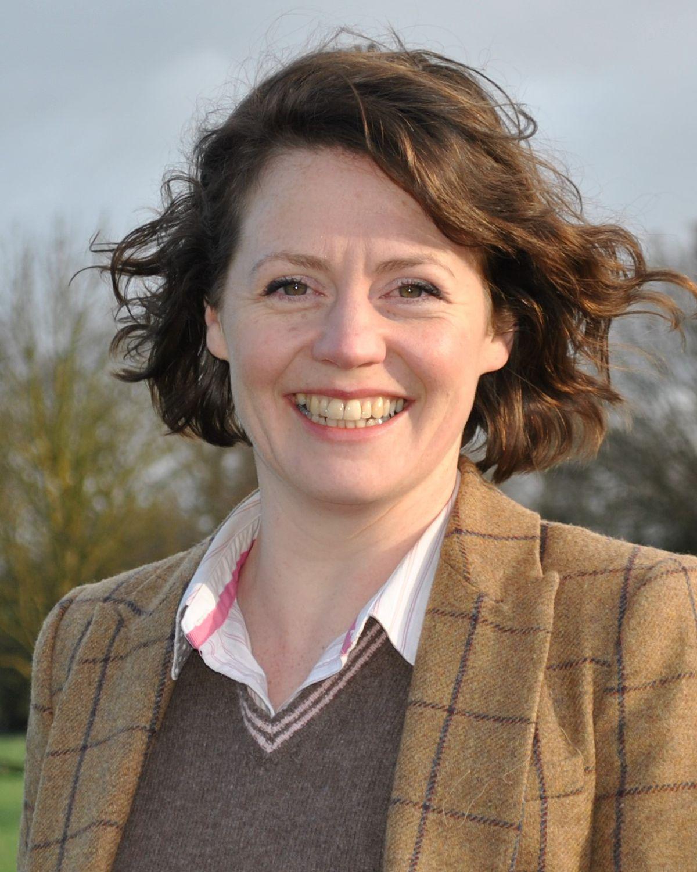 Melanie Holt of Moule & Co, rural chartered surveyor