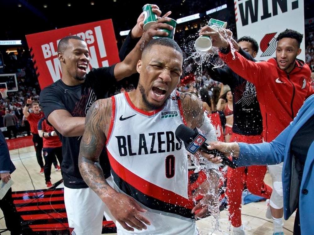 Blazers believe past postseason failures have helped them vs. Thunder