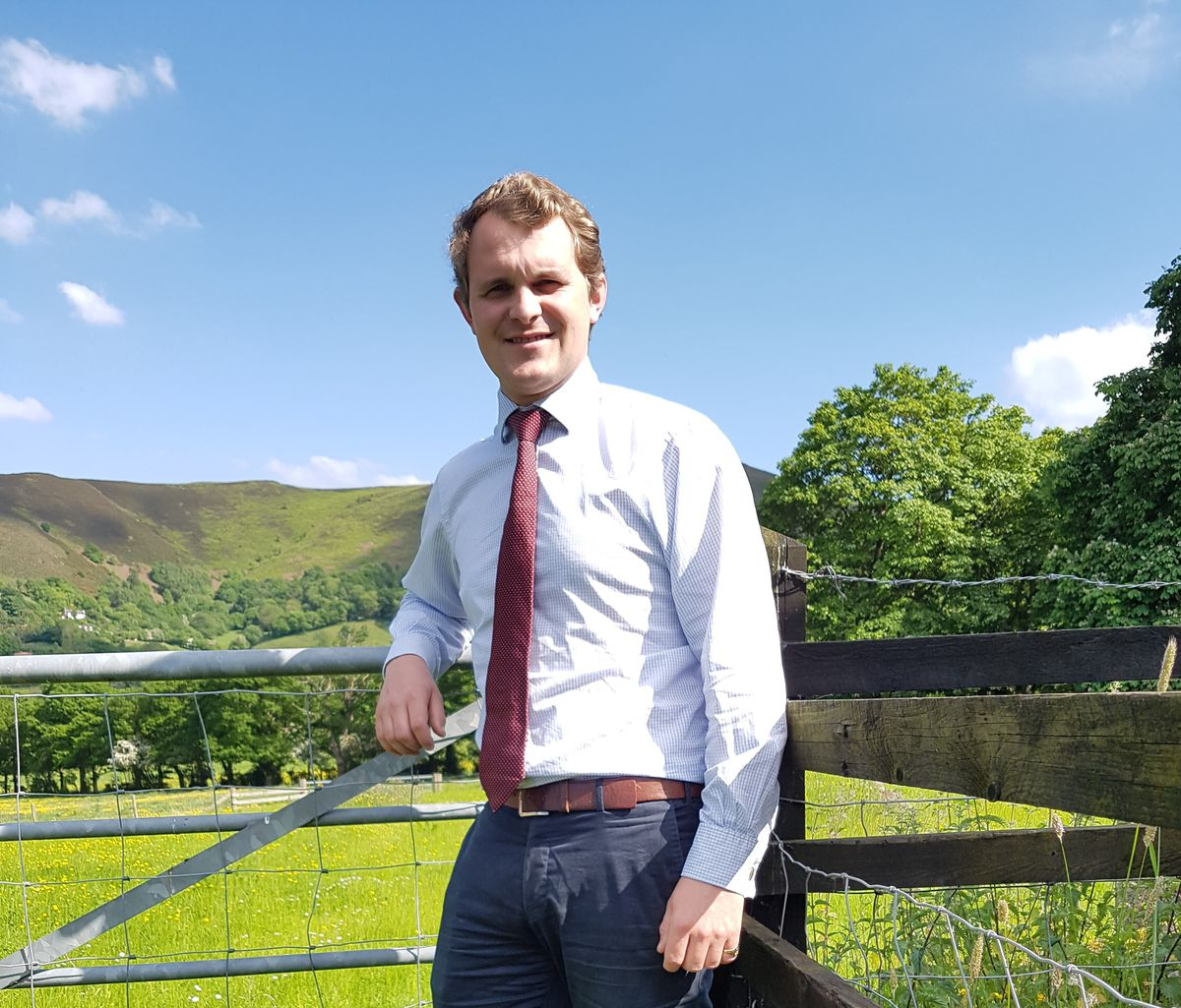 Peter Daborn, partner that manages the Roger Parry & Partners Shrewsbury office