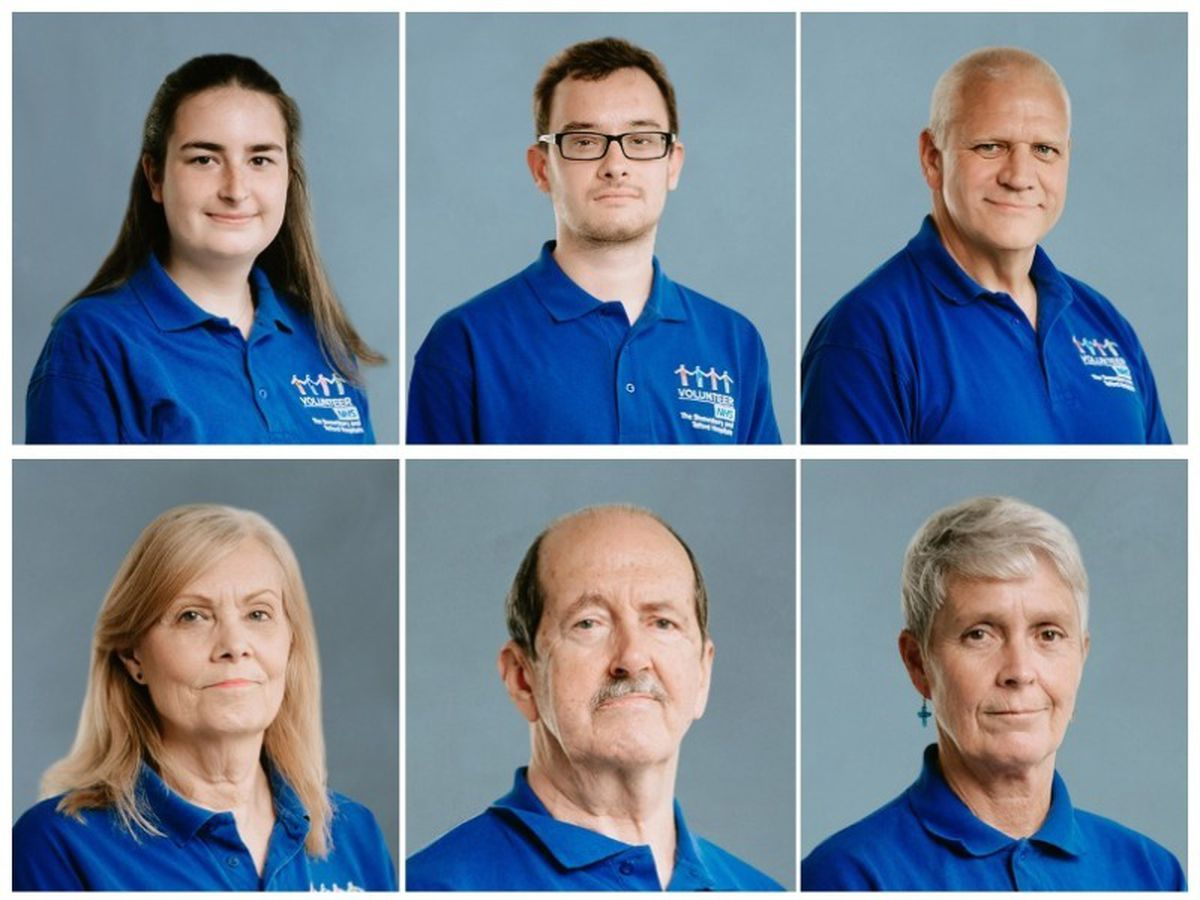 Meet the quiet army of selfless heroes who have stepped up to help our NHS