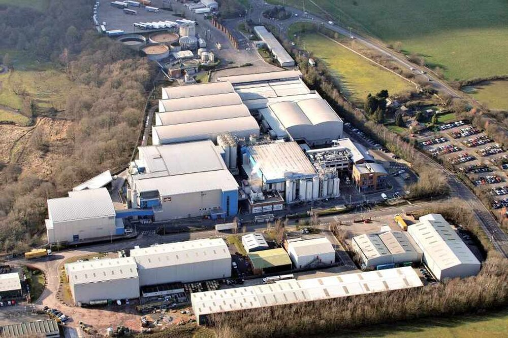 Muller Is To Build Biggest Butter Plant At Market Drayton