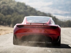 There could be an even faster version of the ballistic Tesla Roadster EV