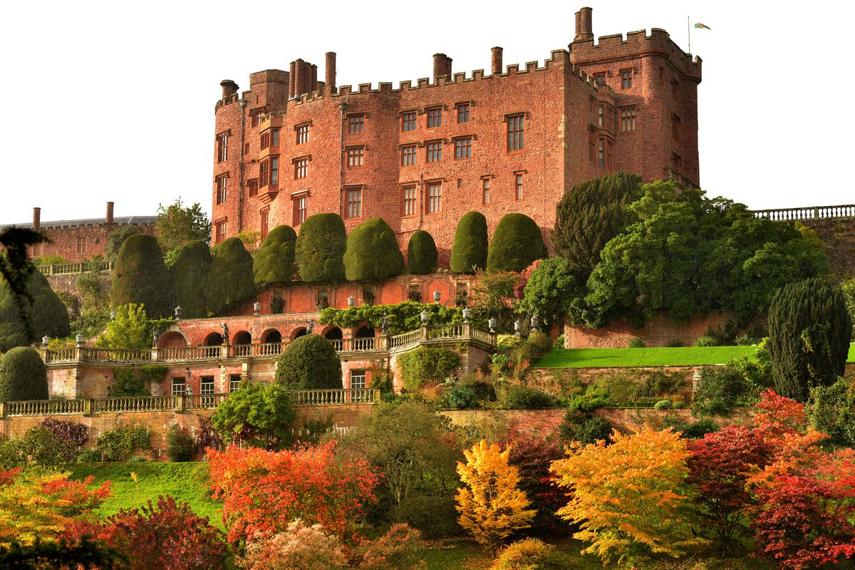 Welshpool Powys Castle