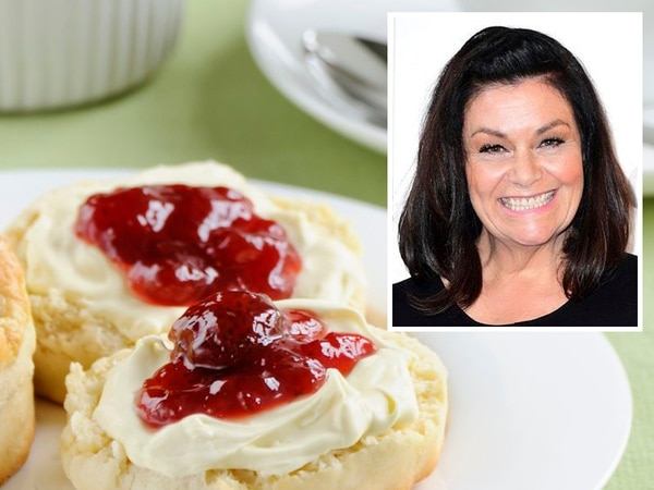 It's Scone Wars! Dawn French v Ironbridge Museums over jam or cream on top