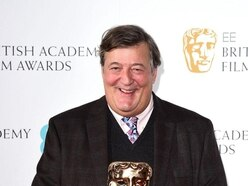 Warm wishes and praise for Stephen Fry after prostate cancer announcement