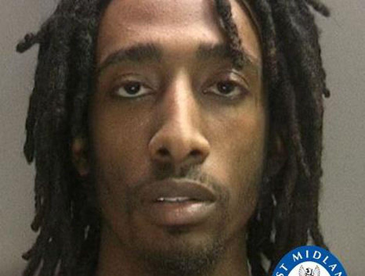 Shamar Fairclough was sentenced to 19 months in prison