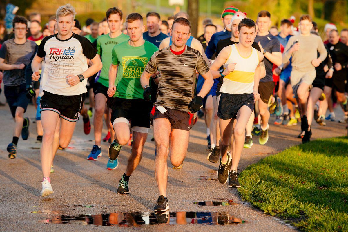 Telford's Park Run could return next month