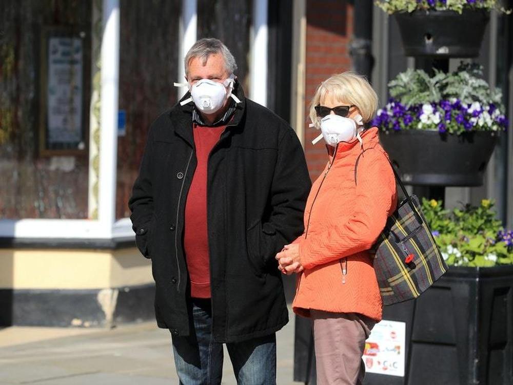 United Kingdom had plan in case virus claimed Boris Johnson