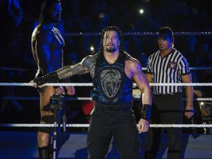 WWE Live. Pictures by: Martin Dunning