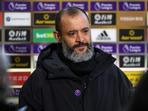 Nuno Espirito Santo the head coach / manager of Wolverhampton Wanderers (AMA)