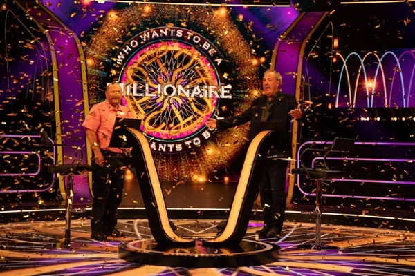 Who Wants To Be A Millionaire: Teacher beats brother to win jackpot