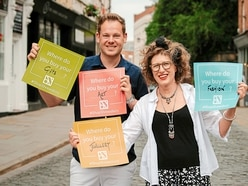 Traders launch new campaign to show what Shrewsbury has to offer