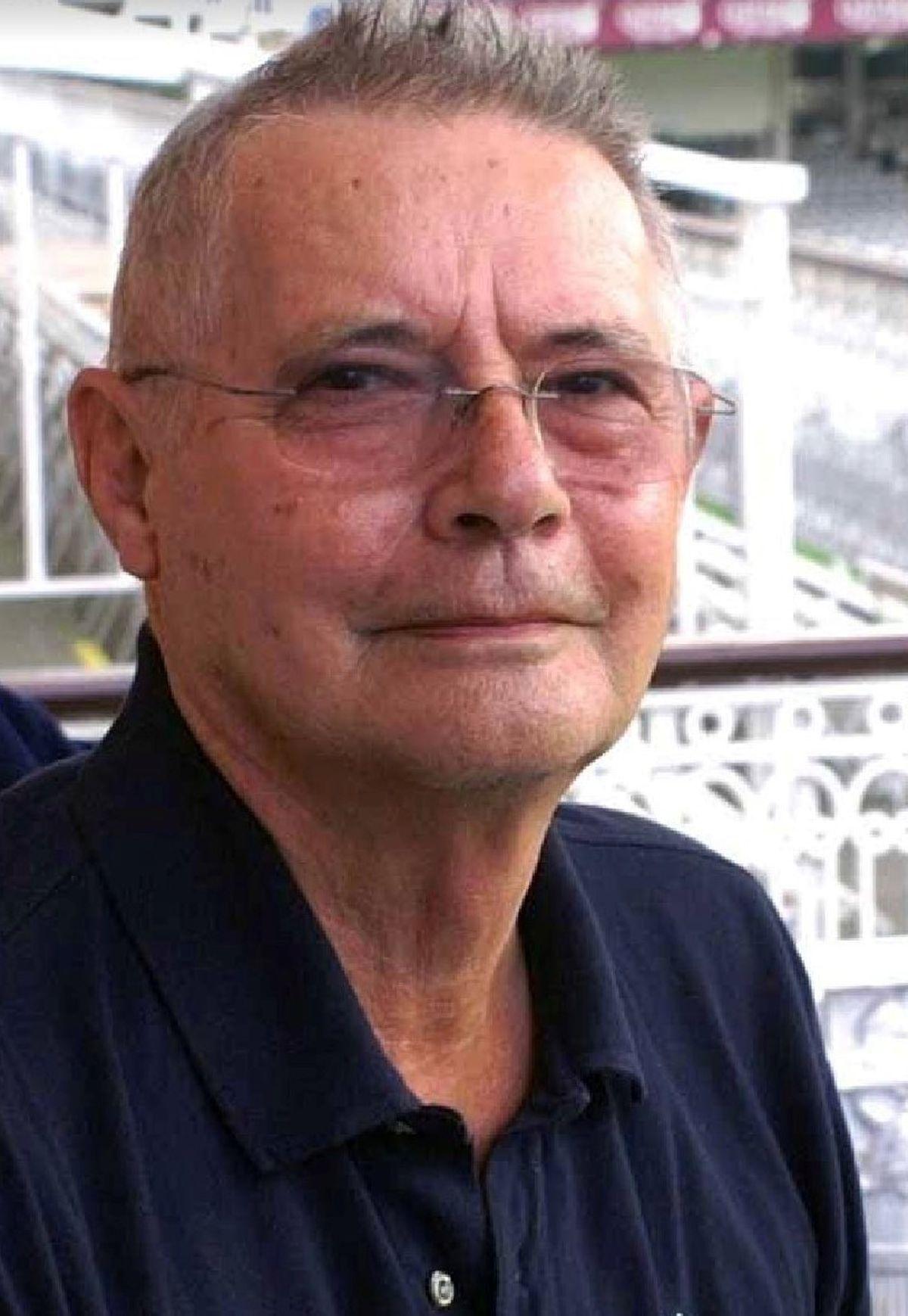Shifnal legend Brian Foukles