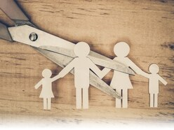 Nigel Hastilow: Getting a divorce shouldn't be child's play