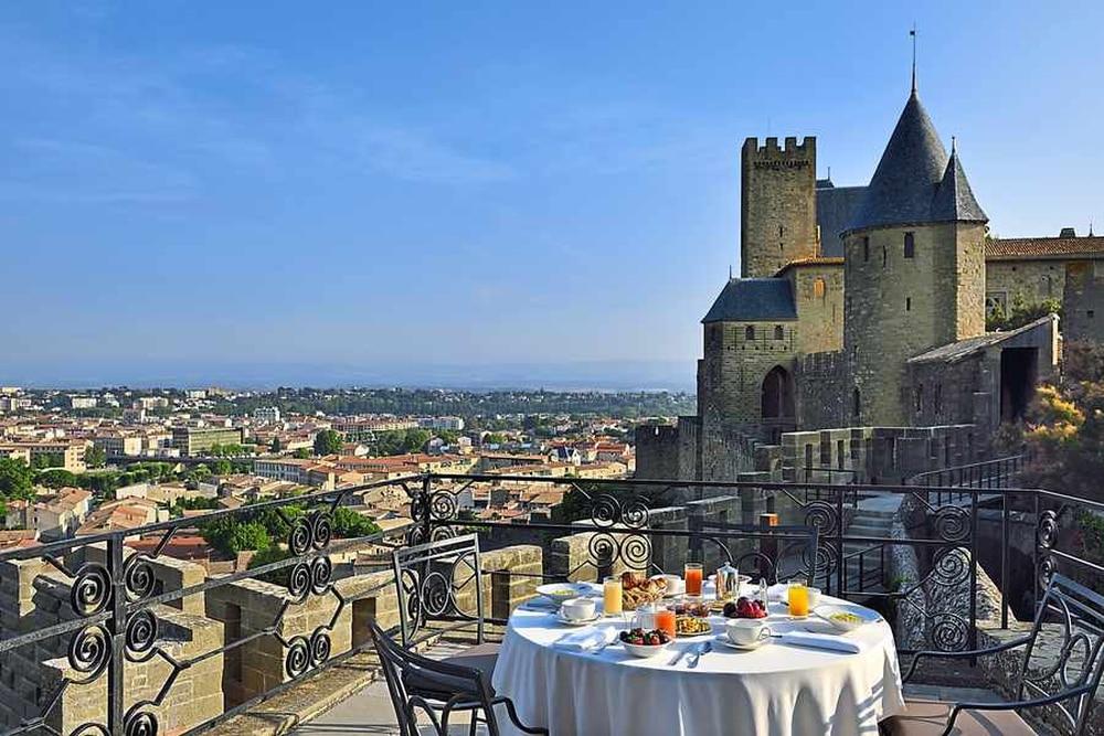 Les plus beaux hôtels romantiques: Hôtel de la Cité