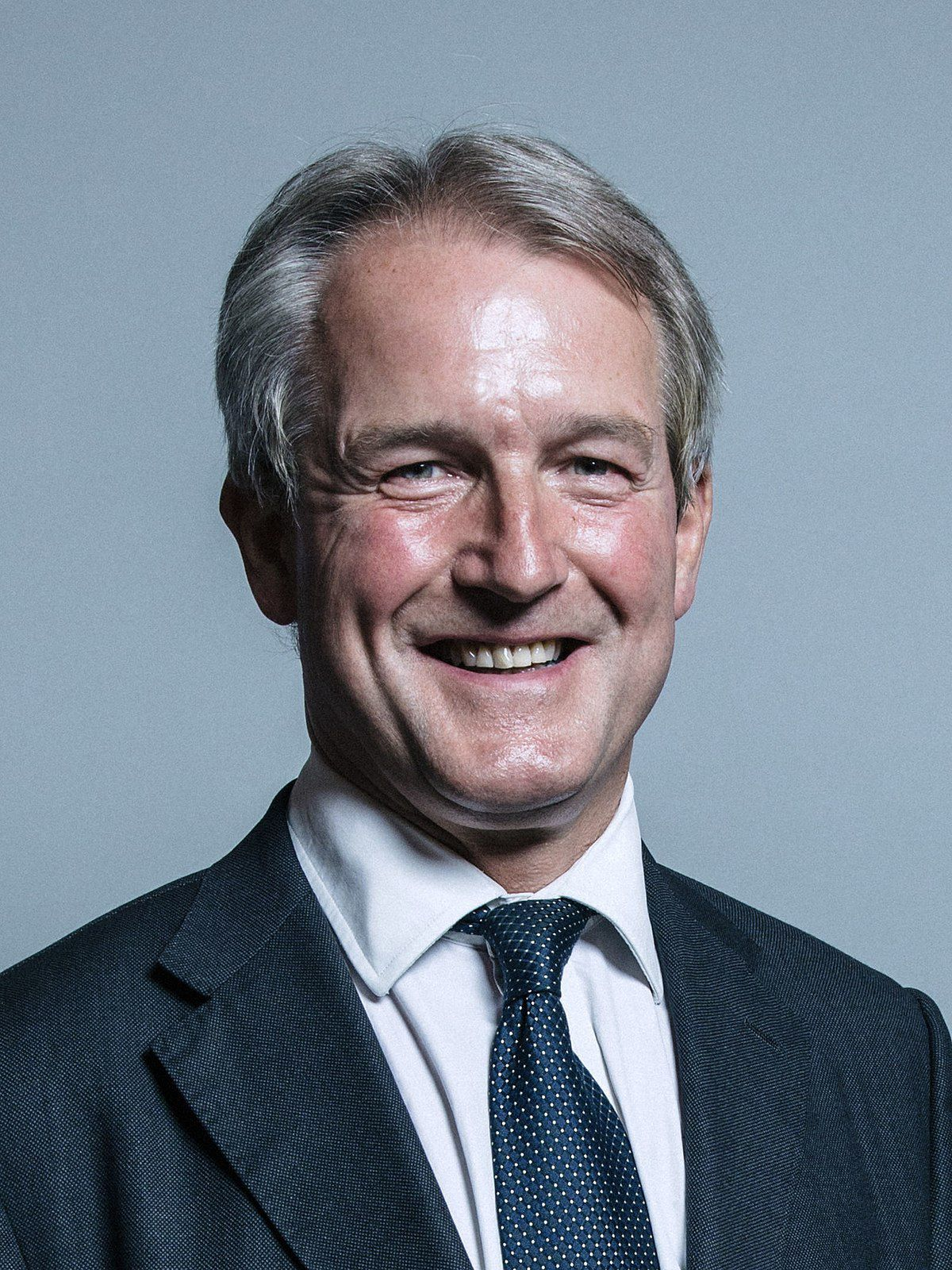 North Shropshire MP Owen Paterson was one of more than 30 MPs to take part in the meeting