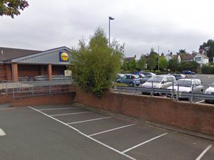 The Lidl at Whitchurch. Pic: Google