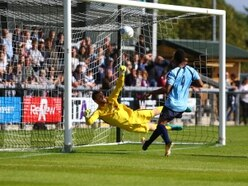 Darlington 0 AFC Telford 1 - Report and pictures