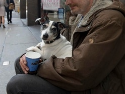 Homeless 'make £80 a day' begging on streets of Shrewsbury