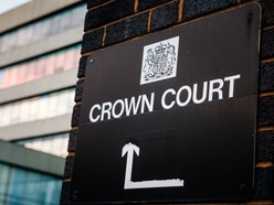 Shrewsbury New Year's Day wounding charges denied by pair