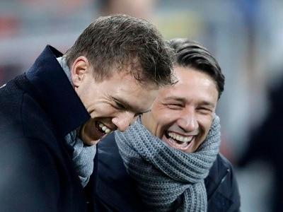 Bayern boss Niko Kovac hails 'sensational' first half during Hoffenheim win