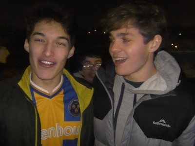 'Let's go on another Cup run!' Shrewsbury fans delighted to get past Bradford - WATCH