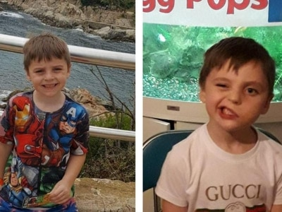 Schoolboy left brain-damaged after being crushed by arcade game on holiday