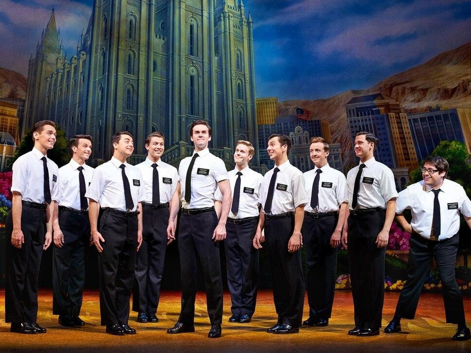 The Book of Mormon coming to Birmingham