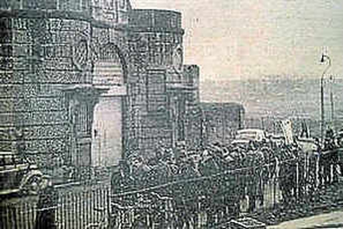 Memories of Shrewsbury's last execution