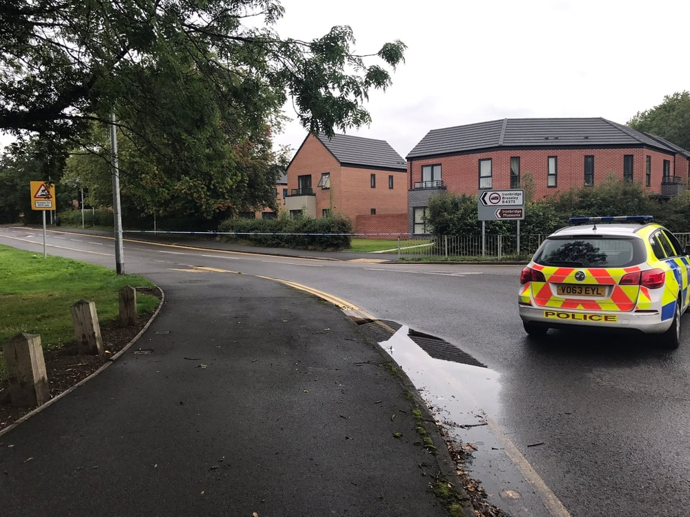 Taxi Driver Dies After Crashing Into Tree In Telford