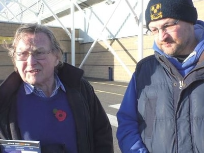 FA Cup: Shrewsbury 1 Salford City 1 - 'Either Askey goes, or the players!' - WATCH
