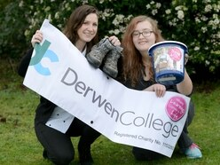 Best foot forward for specialist college