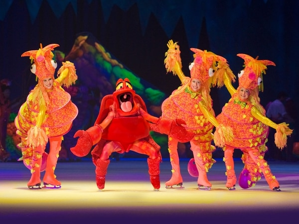 Disney On Ice, Genting Arena, Birmingham - review and pictures