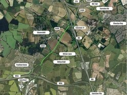£200m M54 and M6 link road plans submitted