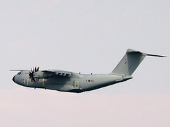 Questions over use of RAF plane to monitor migrant crossings