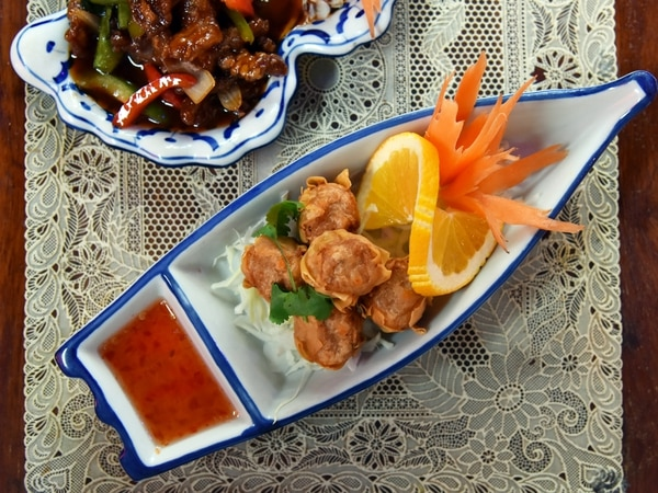 Food review: Thai delights in quiet Ludlow