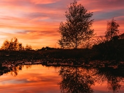 Shropshire set to shiver as sun sets on warmth