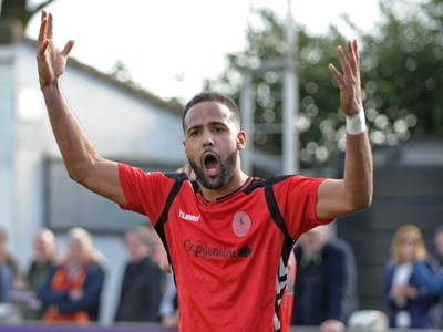 Brendon Daniels should be back in AFC Telford action soon