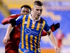 Ryan Sears signs new two-year deal with Shrewsbury
