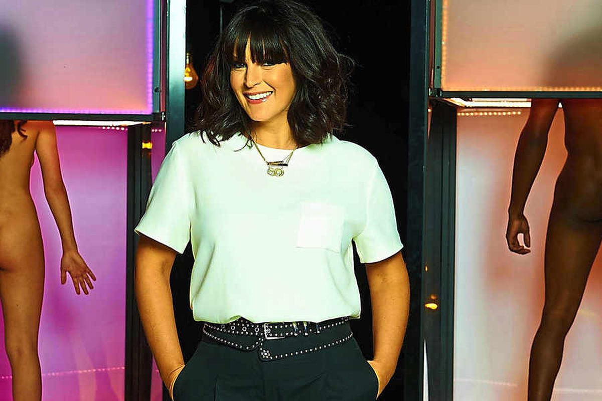 Naked Attraction: Shropshire-born presenter Anna Richardson defends controversial dating show