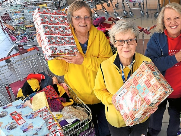 Shropshire gears up to spread Christmas shoebox joy as sorting hubs open