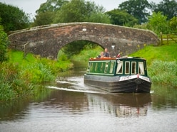 Shropshire waterway named second busiest in Britain