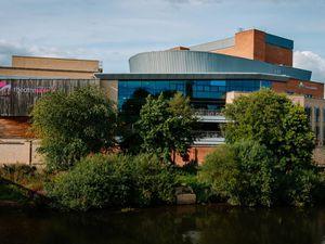 Shrewsbury's Theatre Severn