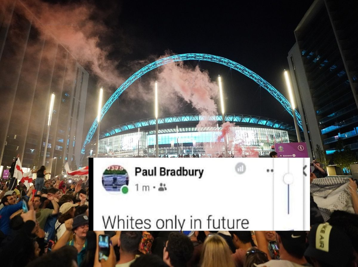 The comments appeared after England's penalty shoot-out defeat to Italy