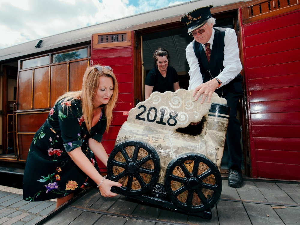 Catch Me Who Can: 2,500 maps handed out as visitors flock to Bridgnorth art trail