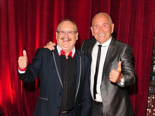 Bobby Ball with Tommy Cannon