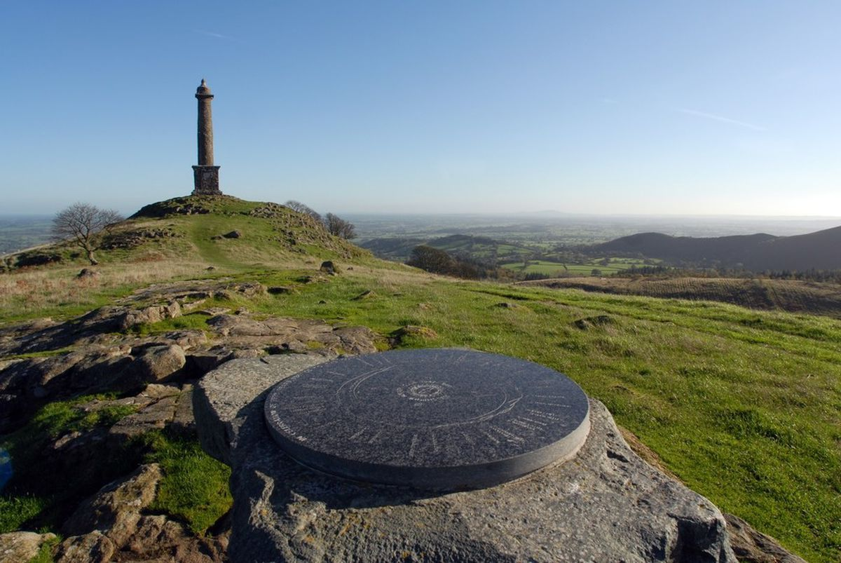Rodney's Pillar out of bounds | Shropshire Star