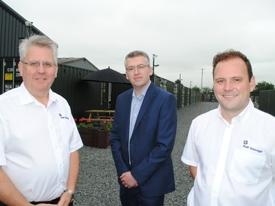 Storage firm opens following £250k investment